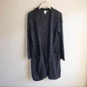 H&M Oversized Cardigan with Pockets